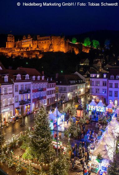 öffnungszeiten Weihnachtsmarkt Heidelberg.Weihnachtsmarkt Heidelberg Emmel Reisen Alzenau