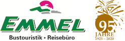 Emmel Reisen Logo